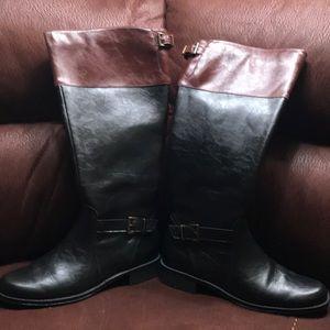 Aerosole boots